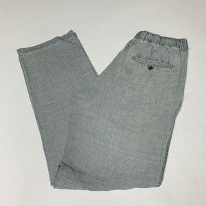 Tommy Bahama Pants Size Medium 34 Inseam Linen New